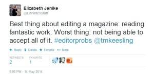 editing tweet