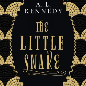 "Cover of the book ""The Little Snake"" by AL Kennedy"