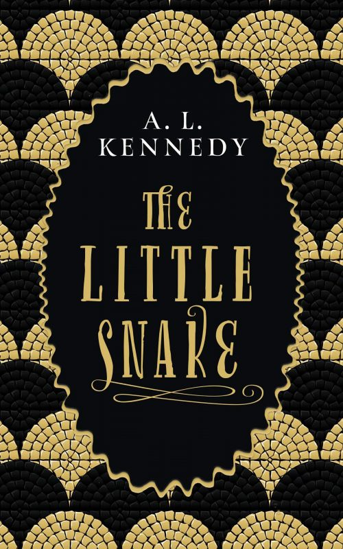 """Cover of the book """"The Little Snake"""" by AL Kennedy"""